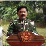 Panglima TNI Mutasi dan Promosi Jabatan 136 Pati di Lingkungan TNI